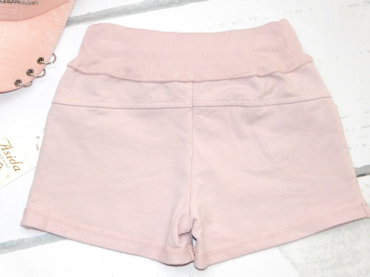 Short pants / shorts with pearls