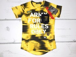 T-shirt ARMY FOR RULES OBEY