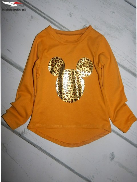 Sweatshirt with its mottled MINNIE
