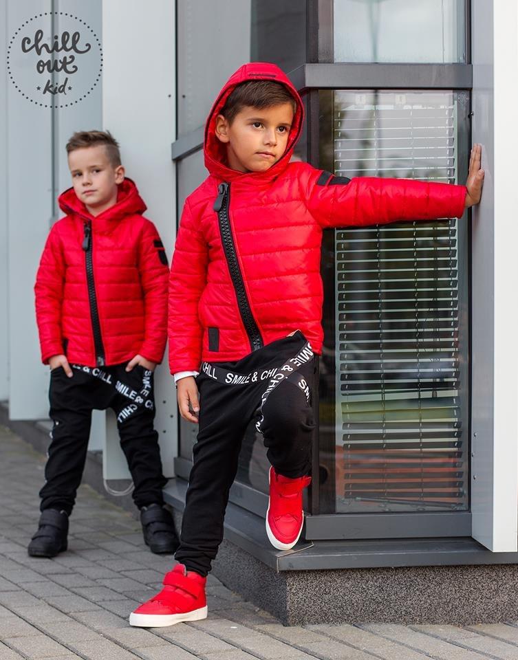 748ce403f0688 Kidsbutik.pl - Ubranka dla dzieci i Zabawki > Pikowana czerwona ...