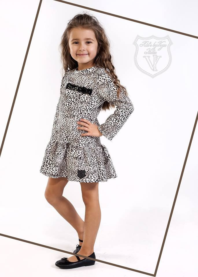 754a54f325 Kidsbutik.pl - Ubranka dla dzieci i Zabawki   Sukienka Panterka Córka