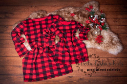 Tunic RED TRELLIS Daughter