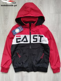 Reversible Jacket EAST with detachable hood