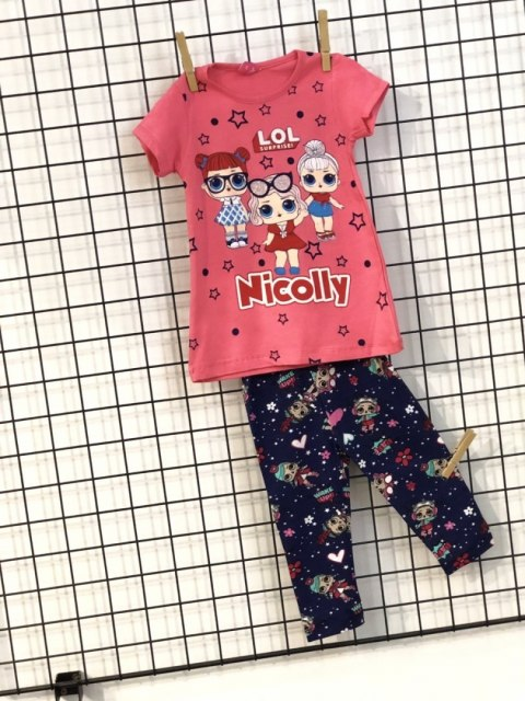 Set Lol Surprise tunic and leggings 3/4