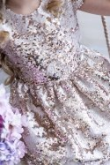 The elegant MAGIC dress SEQUINS