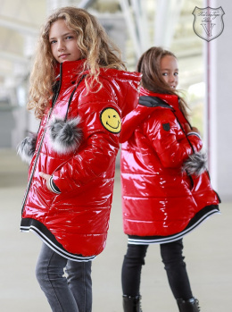 Quilted Moncler style EMOTKA jacket