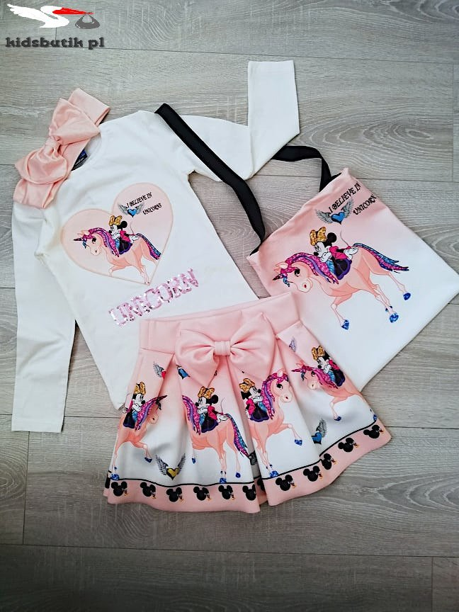 Set Lol Surprise blouse and skirt