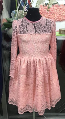 Occasional dress LACE