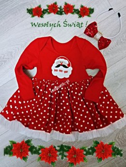 Christmas dress Nicholas Ho ho ho