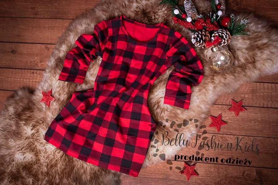 CHRISTMAS TUNIC/DRESS FOR MOM