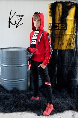 Mati REBEL Red Tracksuit set