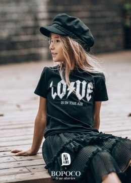 Tshirt LOVE - black