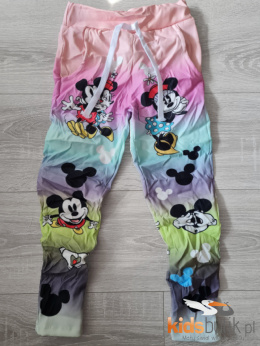 Mickey MOUSE Crease Pants